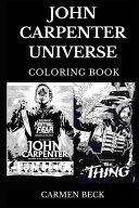 John Carpenter Universe Coloring Book PDF