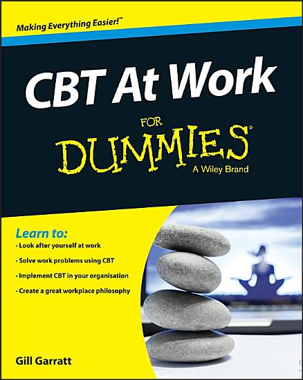 CBT at Work For Dummies PDF