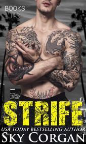 Strife (Books 1-3)