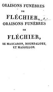 Oraisons funèbres: Volume2