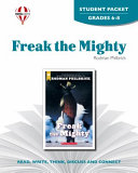 Freak the Mighty Student Packet Book