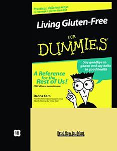 Living Gluten free for Dummies Book