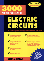 3 000 Solved Problems in Electrical Circuits PDF