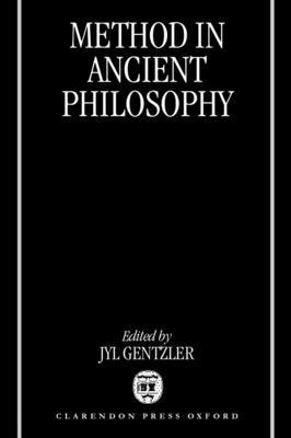 Method in Ancient Philosophy PDF
