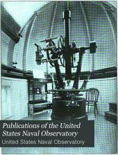 Publications of the United States Naval Observatory: Volume 8