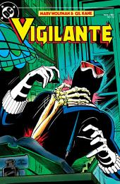 The Vigilante (1983-) #12