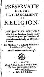 Preservatif contre le changement de religion