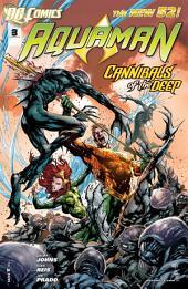 Aquaman (2011- ) #3