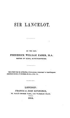Sir Lancelot PDF