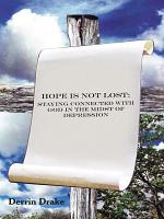 Hope Is Not Lost PDF