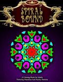 Spiral Bound Mandala Coloring Book - Vol.4