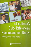 The Practitioner s Quick Reference to Nonprescription Drugs PDF