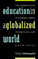 Education in a Globalized World PDF