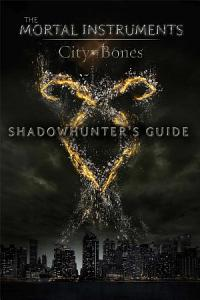 Shadowhunter s Guide  City of Bones Book
