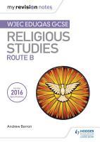 My Revision Notes WJEC Eduqas GCSE Religious Studies Route B PDF