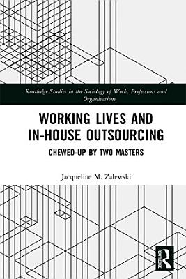 Working Lives and in House Outsourcing PDF