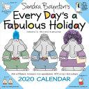 Sandra Boynton s Every Day s A Fabulous Holiday 20