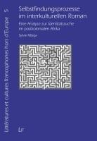 Selbstfindungsprozesse im interkulturellen Roman PDF