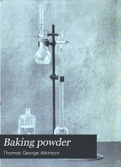 Baking Powder: A Healthful, Convenient, Leavening Agent