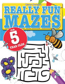 Really Fun Mazes For 5 Year Olds
