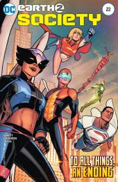 Earth 2: Society (2015-) #22
