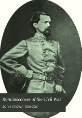 Reminiscences of the Civil War