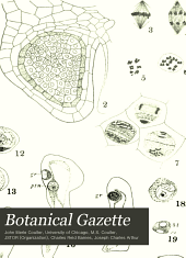 The Botanical Gazette: Volume 36