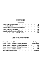 Annual Report of the Boston Public Library: Volumes 67-77