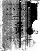 Joannis Henrici Meibomii De Kynophoria seu Canis portatione ignominiosa epistola