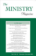 The Ministry, Vol. 9, No. 10