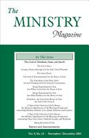 The Ministry  Vol  9  No  10 PDF