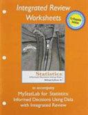 Worksheets for Statistics