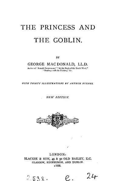 Download The princess and the goblin Book