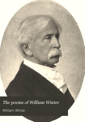 The Poems of William Winter