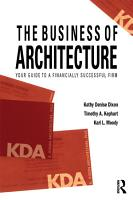 The Business of Architecture PDF