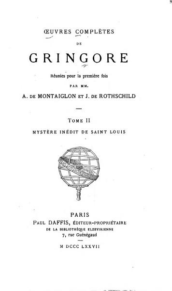 Download Oeuvres Compl  tes Book