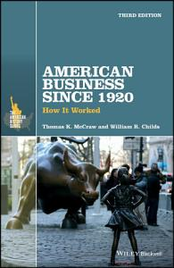 American Business Since 1920 Book