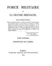 Constitution De L'Armee: 1 : Force Militaire ; 1