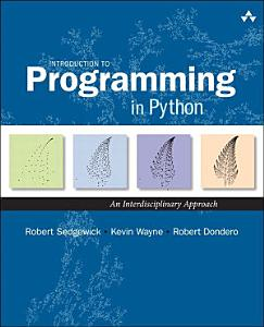 Introduction to Programming in Python PDF