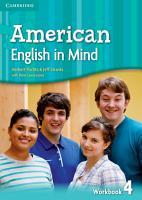 American English in Mind Level 4 Workbook PDF