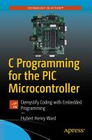 C Programming for the PIC Microcontroller PDF