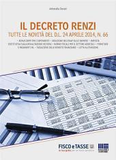Il Decreto Renzi