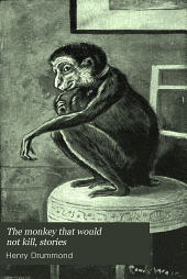 The monkey that would not kill, stories