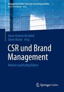 CSR und Brand Management PDF