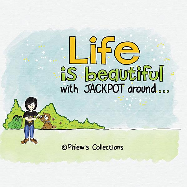 Download Life Is Beautiful    with Jackpot Around     Book