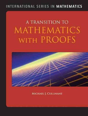 A Transition to Mathematics with Proofs PDF