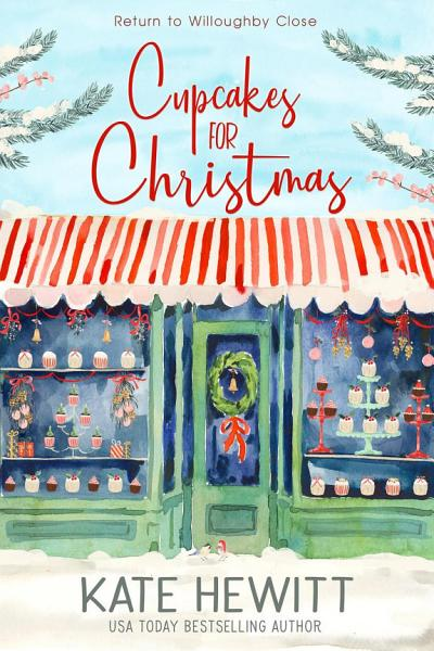 Download Cupcakes for Christmas Book