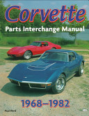 Corvette Parts Interchange Manual  1968 1982 PDF