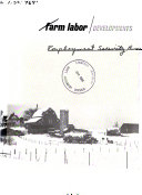 Farm Labor Developments