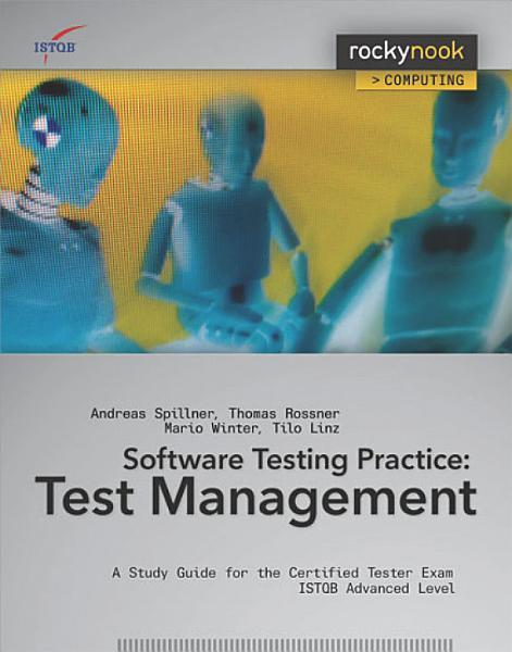 Software Testing Practice  Test Management PDF
